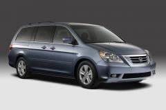 2008 Honda Odyssey Photo 2