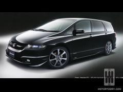 2008 Honda Odyssey Photo 3