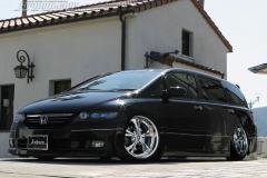 2008 Honda Odyssey Photo 8