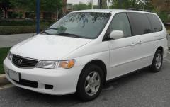 2008 Honda Odyssey Photo 1