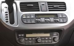 2008 Honda Odyssey interior