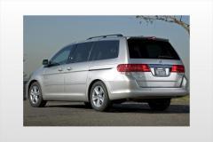 2008 Honda Odyssey exterior