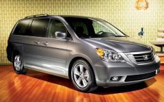 2009 Honda Odyssey Photo 2