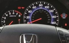 2009 Honda Odyssey interior