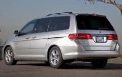 2010 Honda Odyssey exterior