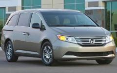 2011 Honda Odyssey exterior
