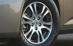 2011 Honda Odyssey LX exterior