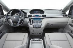 2011 Honda Odyssey Touring Elite Photo 2