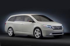 2011 Honda Odyssey Touring Elite Photo 5