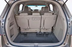 2012 Honda Odyssey interior