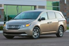 2013 Honda Odyssey exterior