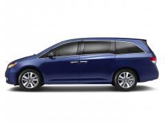 2014 Honda Odyssey Photo 2
