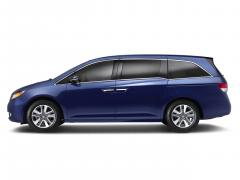 2014 Honda Odyssey EX-L w/RES Photo 2