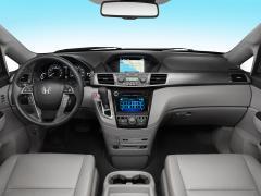 2014 Honda Odyssey EX-L w/RES Photo 3