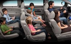 2014 Honda Odyssey Photo 5