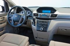 2014 Honda Odyssey EX-L w/RES interior