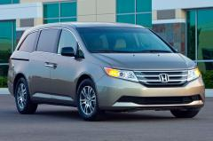 2014 Honda Odyssey EX-L w/RES exterior