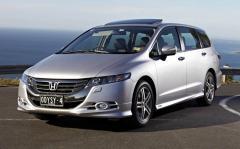 2015 Honda Odyssey Photo 2
