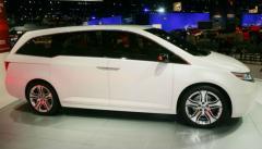 2015 Honda Odyssey Photo 7
