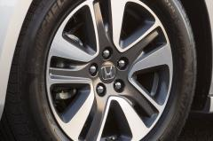 2015 Honda Odyssey exterior
