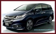 2016 Honda Odyssey Photo 5