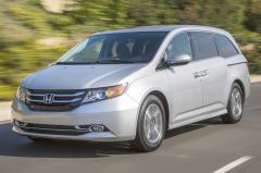 2016 Honda Odyssey exterior