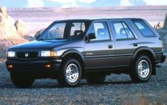 1994 Honda Passport exterior