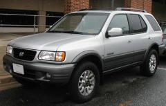 2002 Honda Passport Photo 1