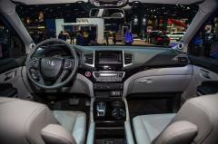 2016 Honda Pilot Photo 6