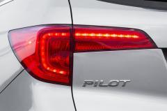 2016 Honda Pilot exterior