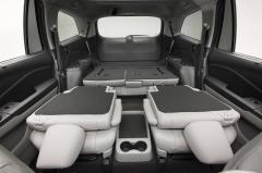 2017 Honda Pilot LX 2WD interior