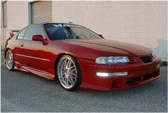 1993 Honda Prelude Photo 1