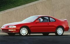 1995 Honda Prelude exterior