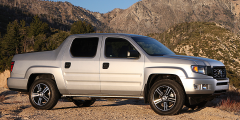 2013 Honda Ridgeline Photo 1