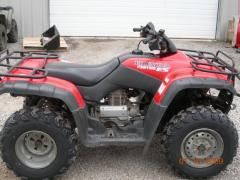 2002 Honda TRX350FE Photo 1