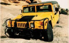 2002 Hummer H1 exterior