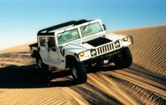 2004 Hummer H1 exterior