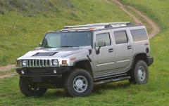 2003 Hummer H2 exterior