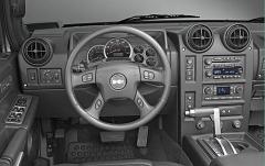 2006 Hummer H2 interior