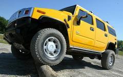 2006 Hummer H2 exterior