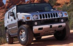 2008 Hummer H2 exterior