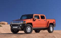 2009 Hummer H3T Photo 2