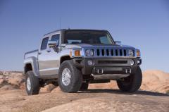 2010 Hummer H3T Photo 1