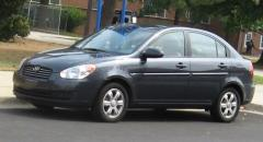 2006 Hyundai Accent Photo 1