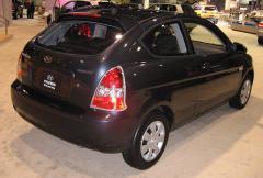 2007 Hyundai Accent Photo 1