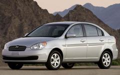 2008 Hyundai Accent Photo 1