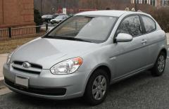 2009 Hyundai Accent Photo 1