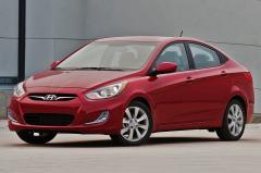 2017 Hyundai Accent exterior