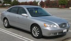 2008 Hyundai Azera Photo 1
