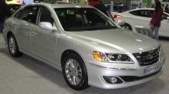 2011 Hyundai Azera Photo 4